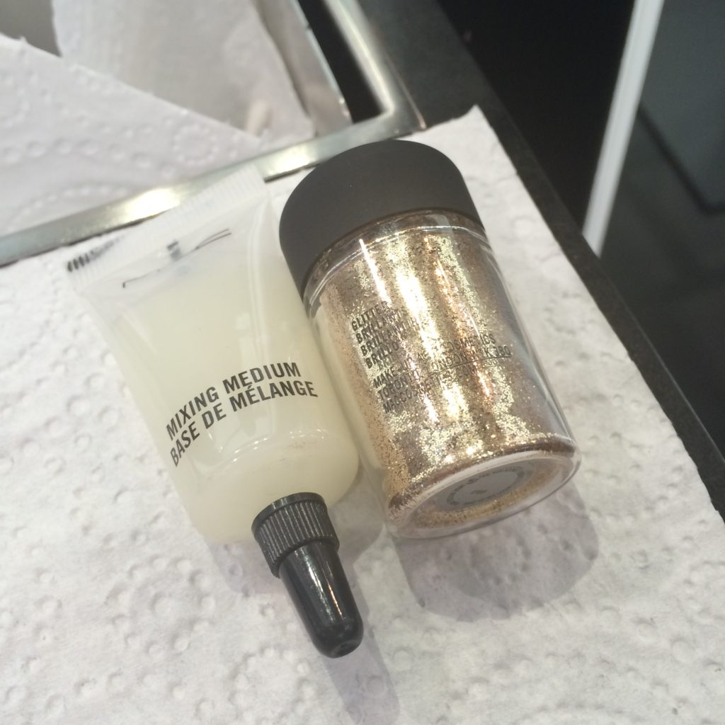 MAC makeover products