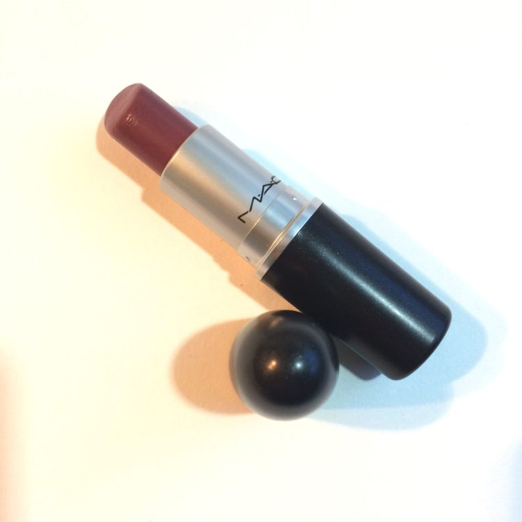 MAC Creme in Your Coffee Lipstick