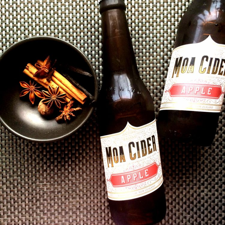 MOA Apple Cider, Spices