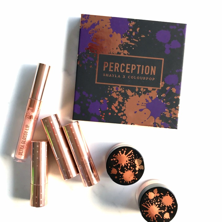 Colourpop Shayla Collaboration